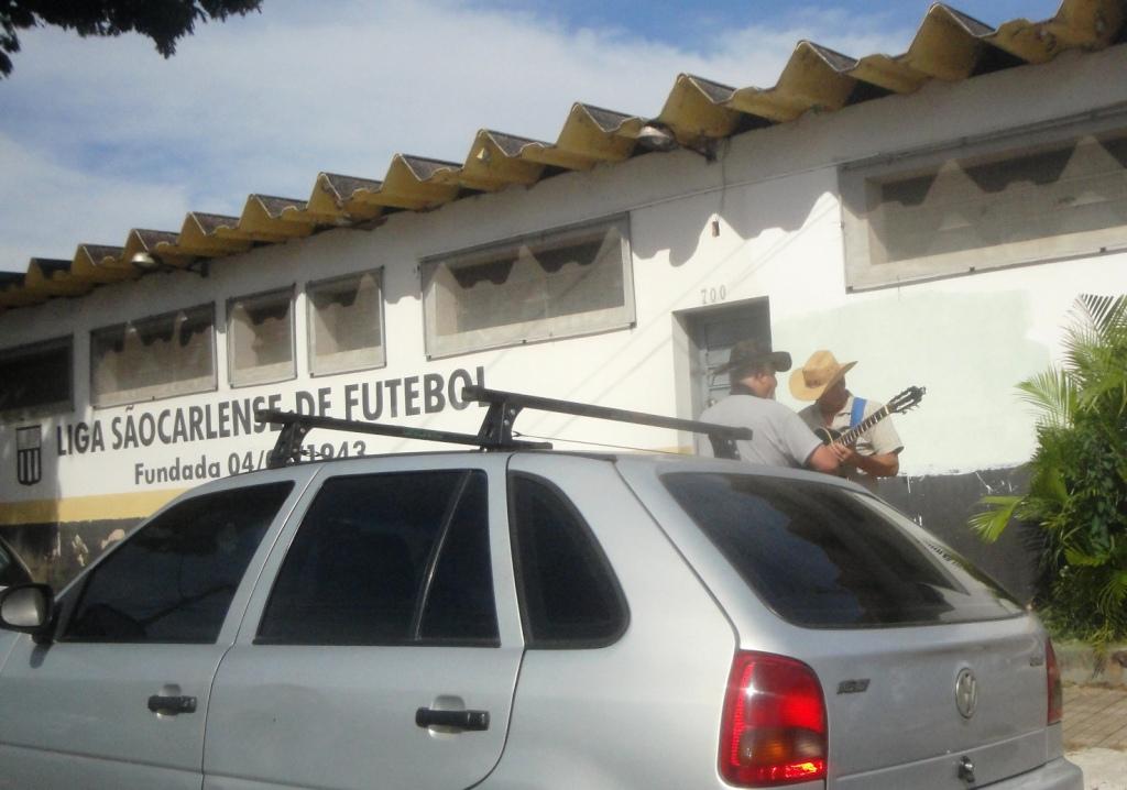 violeiros - São Carlos