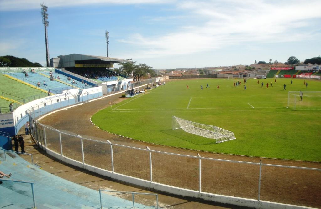 São Carlos x Inter de Bebedouro