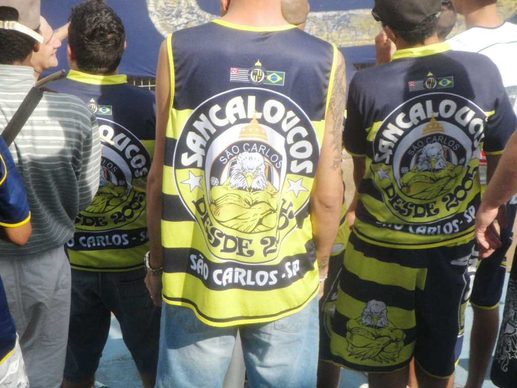 Sancaloucos - São Carlos
