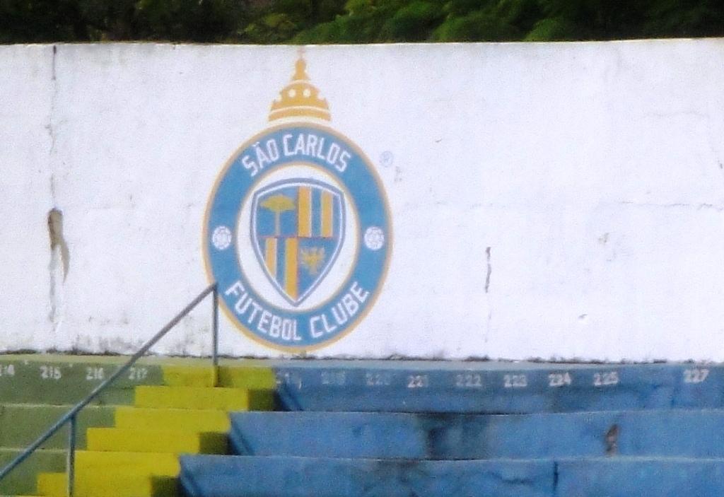Estádio Municipal Luís Augusto de Oliveira - São Carlos