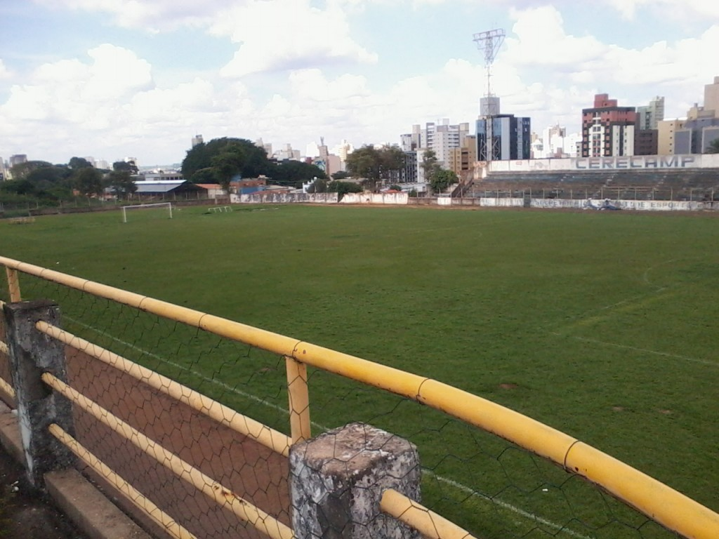 CERECAMP - Estádio Campinas