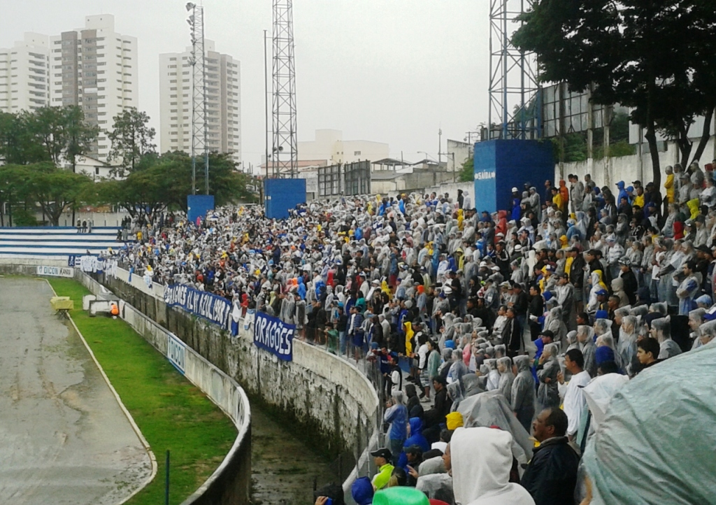 Final A3 2015: Taubaté x Votuporanguense (Estádio Joaquinzão - Taubaté)