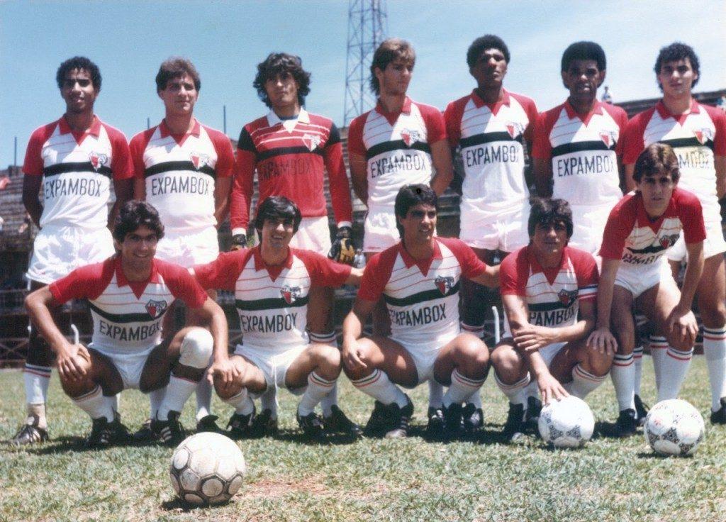 EC Gazeta de Campinas 1986