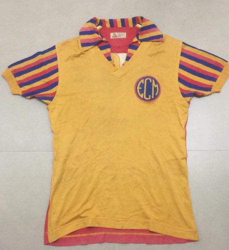 Camisa do EC Mogiana