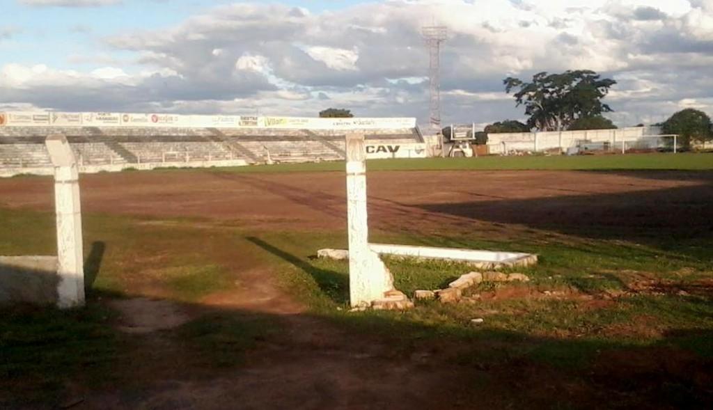 Estádio Municipal Plínio Marin - Votuporanga