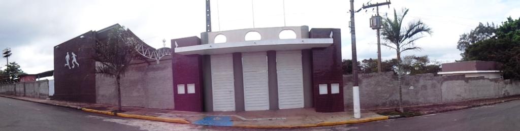 Estádio Municipal Rufino Rodrigues - Pindorama