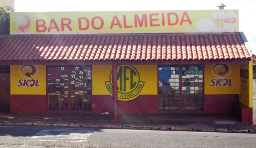 Bar do Almeida - Mirassol