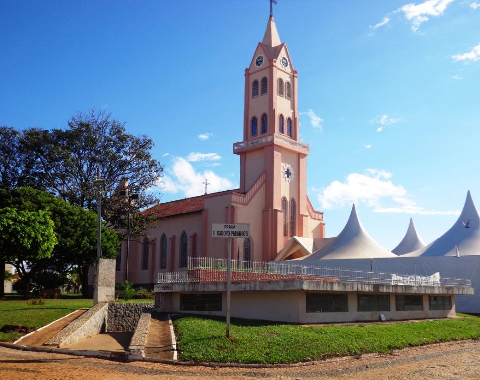 Igreja - Bálsamo