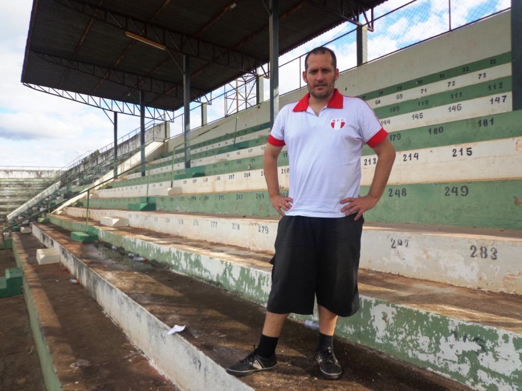 Estádio Municipal Prefeito Alberto Victolo - Tanabi