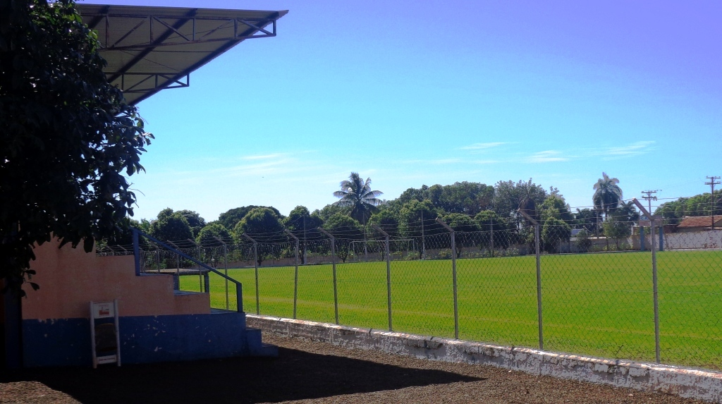 Estádio Municipal Hermínio Martini - Urânia
