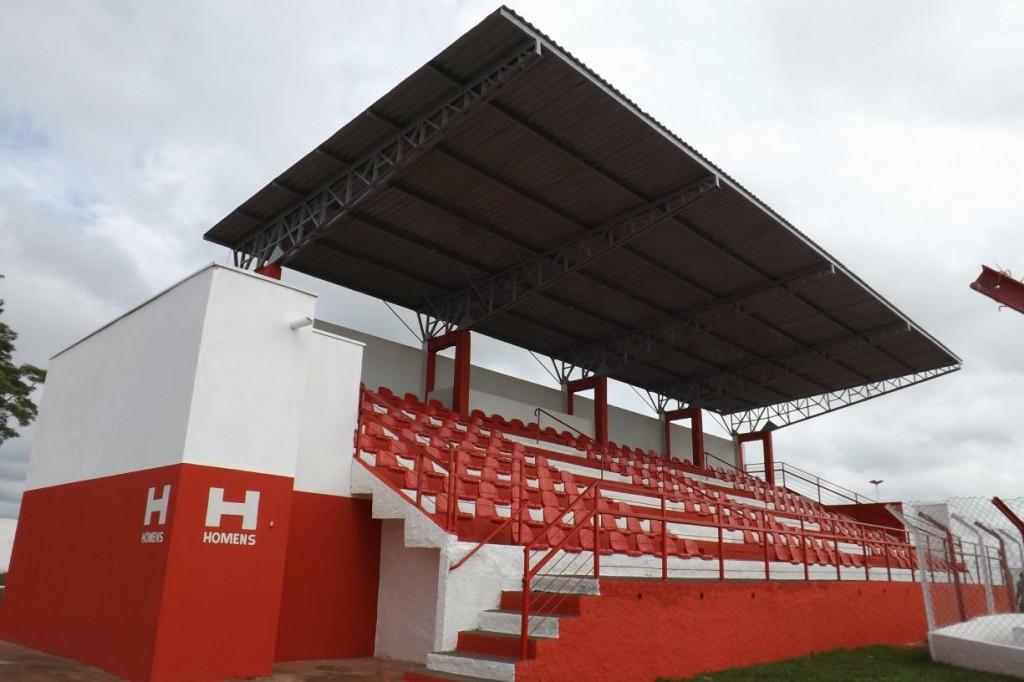 Estádio Municipal Manuel Francisco Ferreira - Bálsamo
