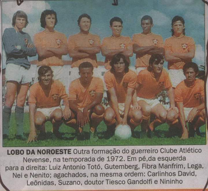 Clube Atlético Nevense 1972