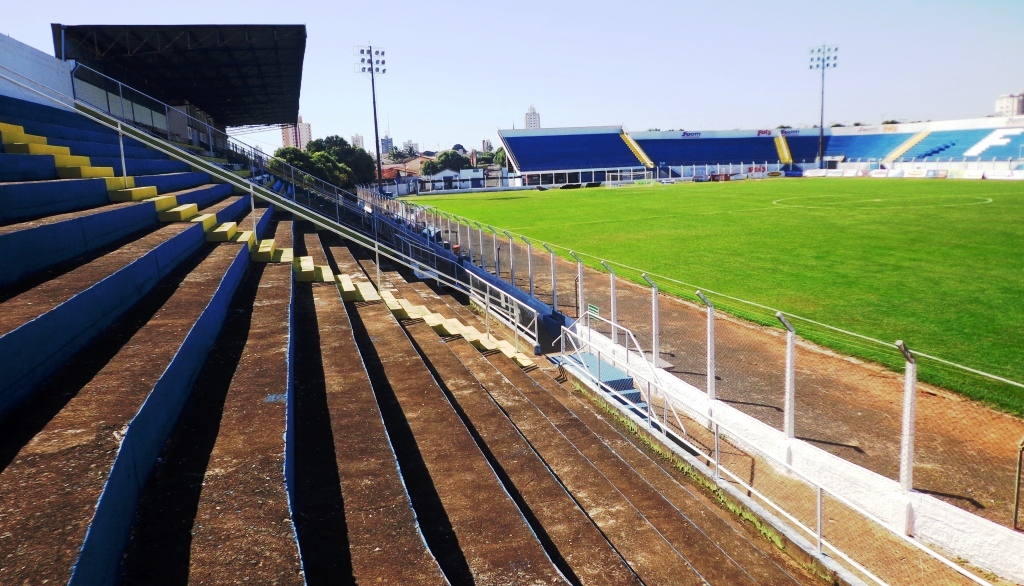 Estádio Municipal Cláudio Rodante - Fernandópolis