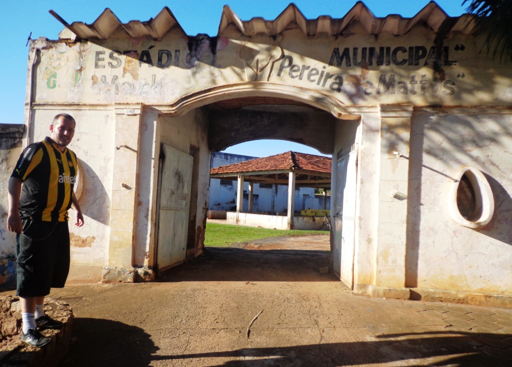Estádio Municipal Melchíades Pereira de Mattos - Monte Aprazível
