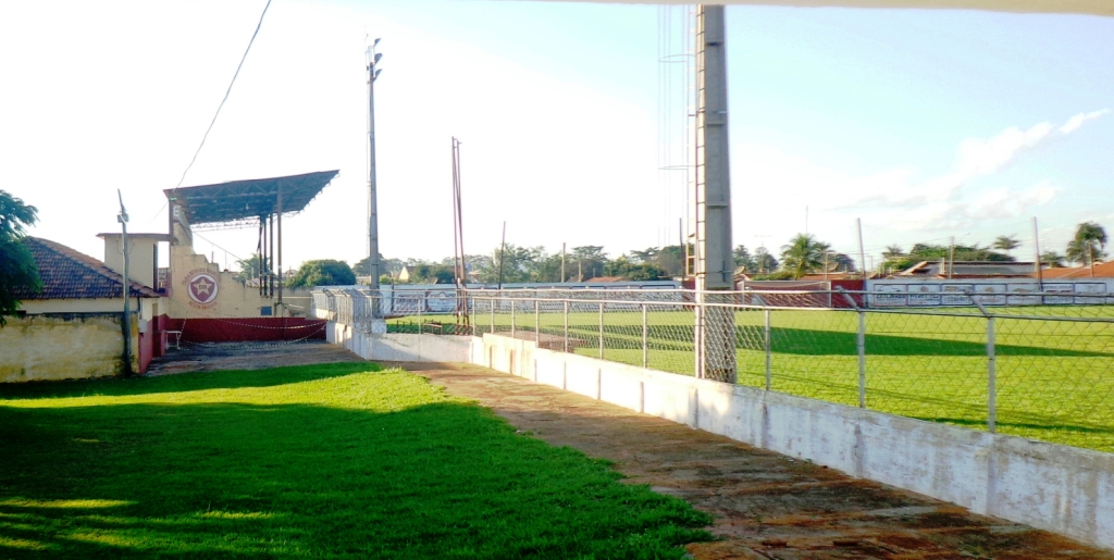 Estádio Municipal Inácio Vasques - Neves Paulista