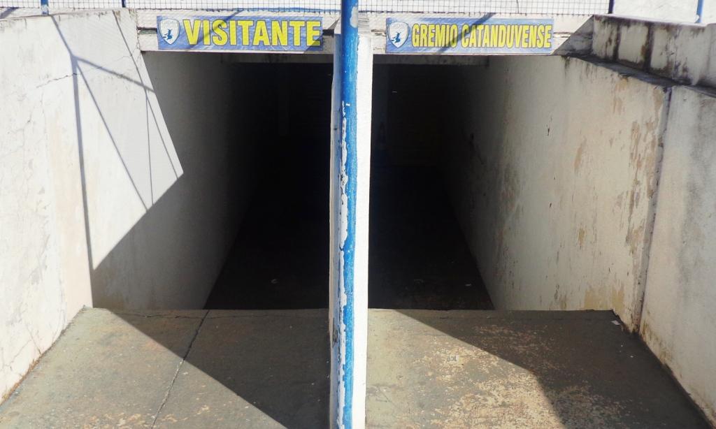 Estádio Municipal Silvio Salles - Catanduva