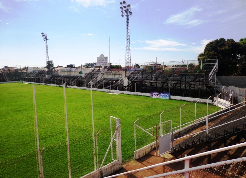 Estádio Municipal dos Amaros
