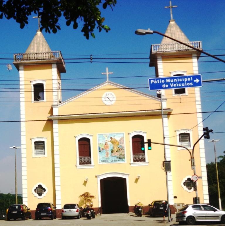 Paróquia São João Batista (Santos)