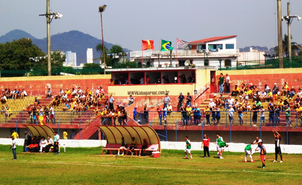 Estádio Espanha (Jabaquara - Santos)