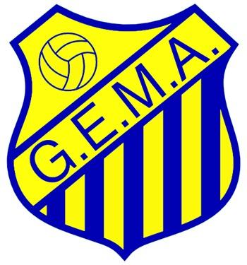 Distintivo do Grêmio Esportivo Monte Aprazível