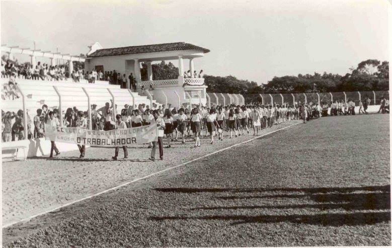 Estádio Comendador Freitas - Usina Tamoyo - Araraquara