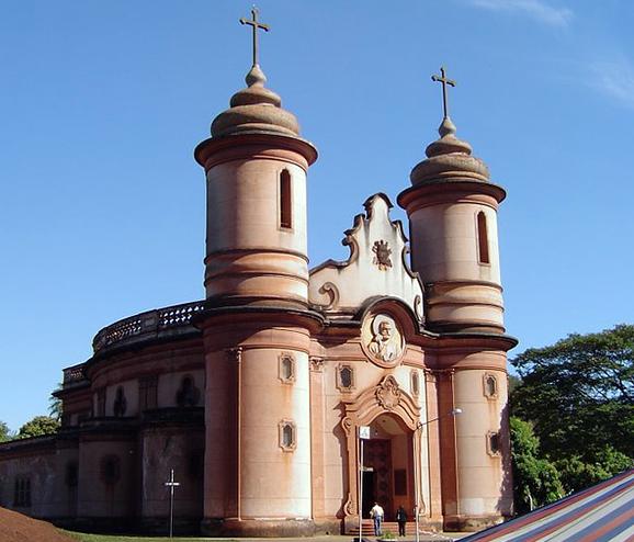 Igreja Tamoio