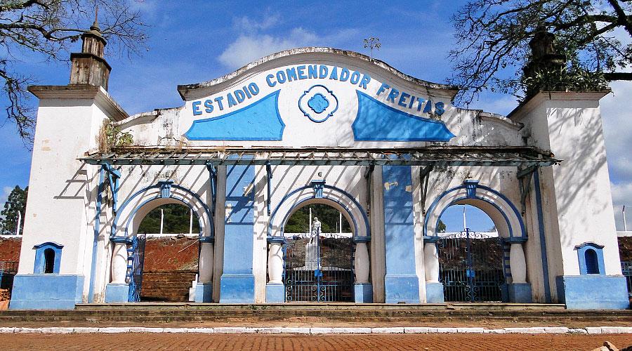 Estádio Comendador Freitas