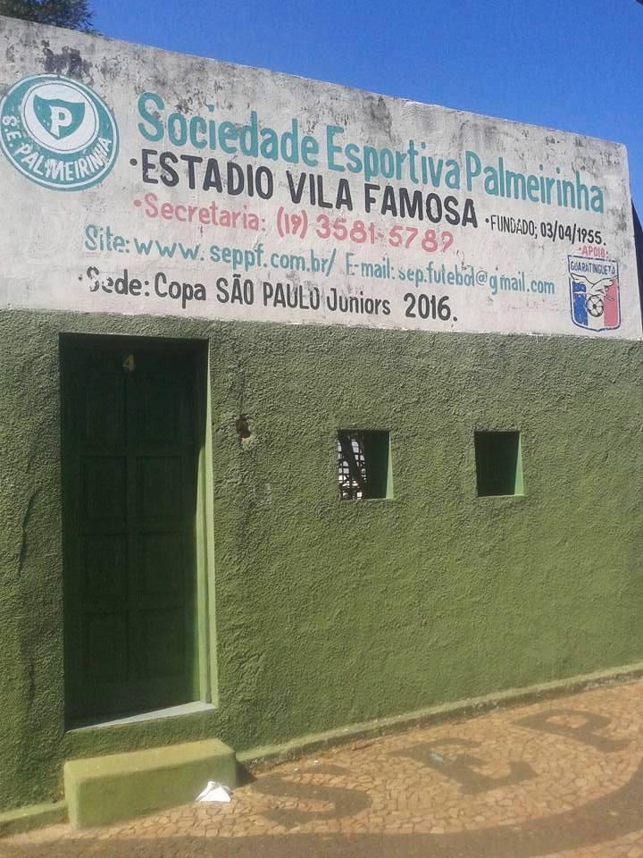 Estádio da Sociedade Esportiva Palmeirinha