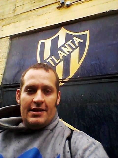Estádio do Atlanta - Buenos Aires