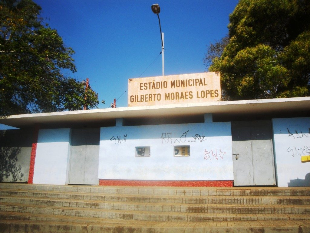 Estádio Municipal Gilberto Moraes Lopes