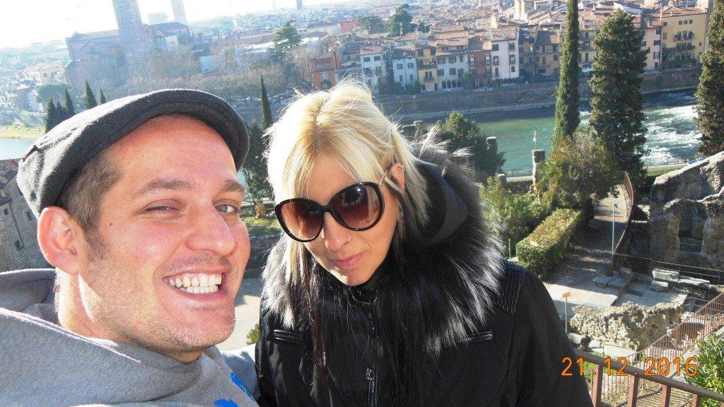 Rio Ádige - Verona