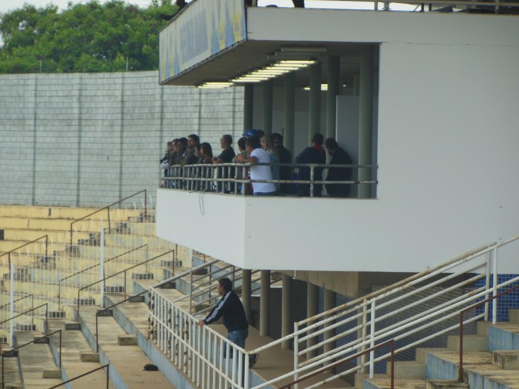 Jaguariúna x Francana - Campeonato Paulista Série B 2017 – Estádio Municipal Alfredo Chiavegato