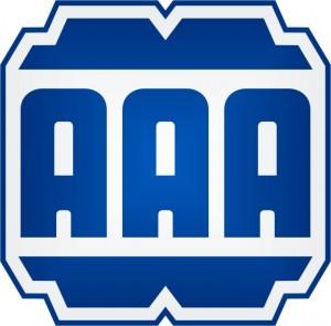 Distintivo da Associação Atlética Alumínio