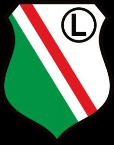 Distintivo do Legia Varsóvia