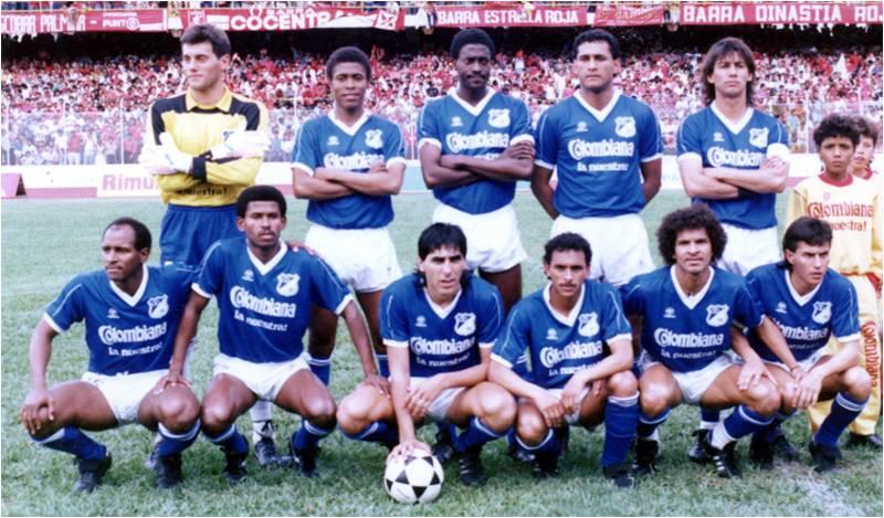 Millonarios 1989