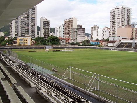 Estádio Caio Martins - Botagofo