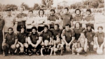 CA Botafogo campeão amador do estado 1976