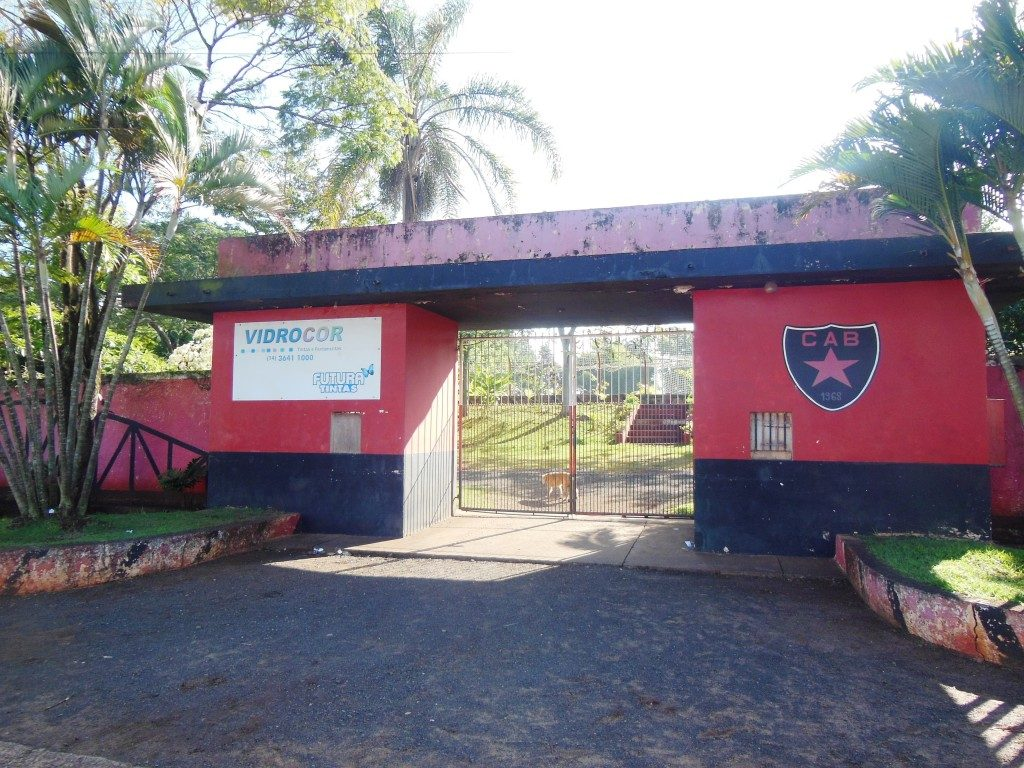 Estádio do Botafogo - Barra Bonita