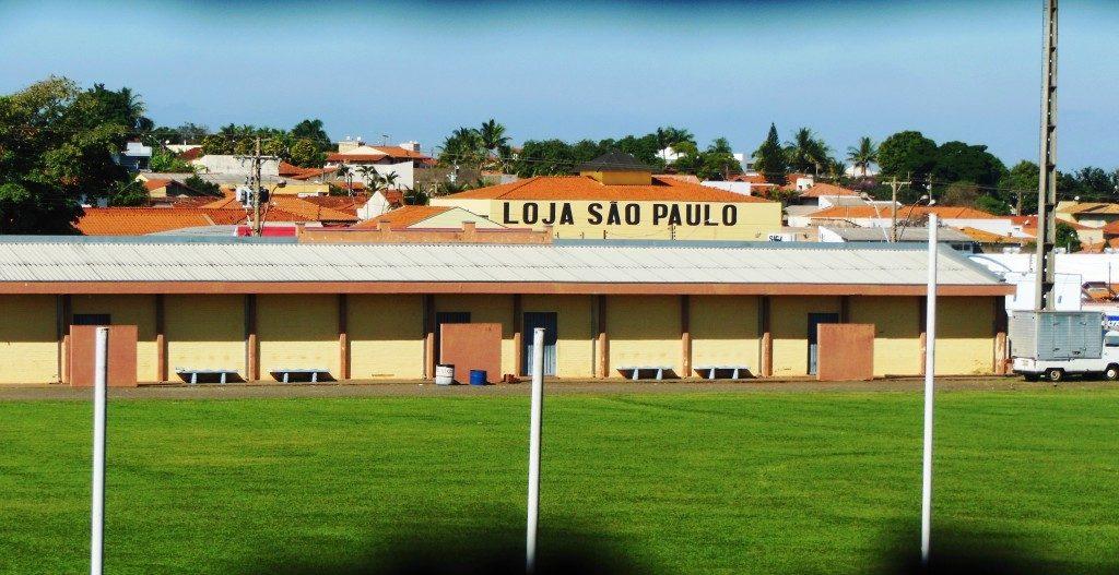 Estádio Municipal Vicente Zenaro Manin - Barra Bonita