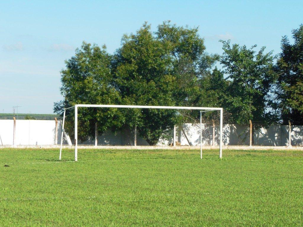 Estádio Farid Jorge Resegue - Bariri