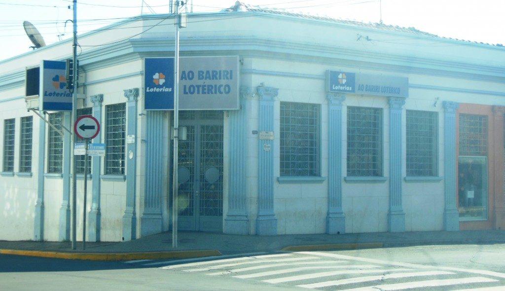 Arquitetura Bariri