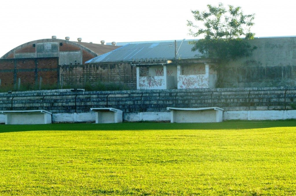 Estádio Manoel Martins - Ibitinga