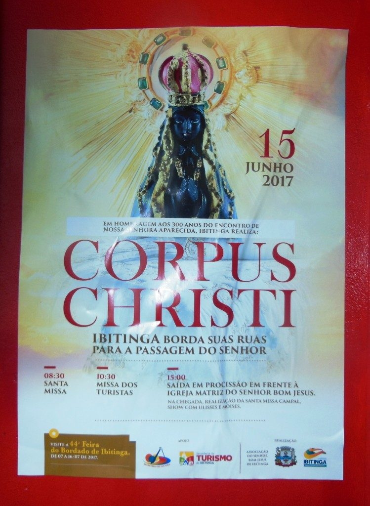 Ibitinga - Festa Corpus Christi
