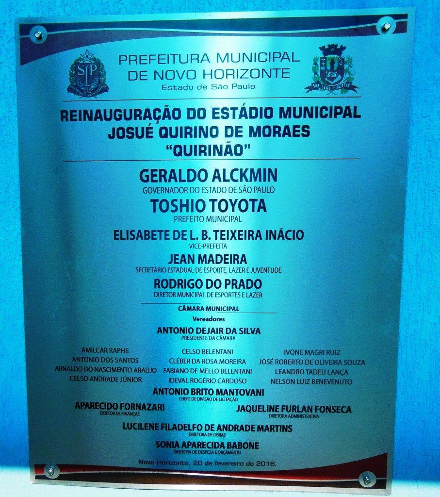 Estádio Josué Quirino de Moraes