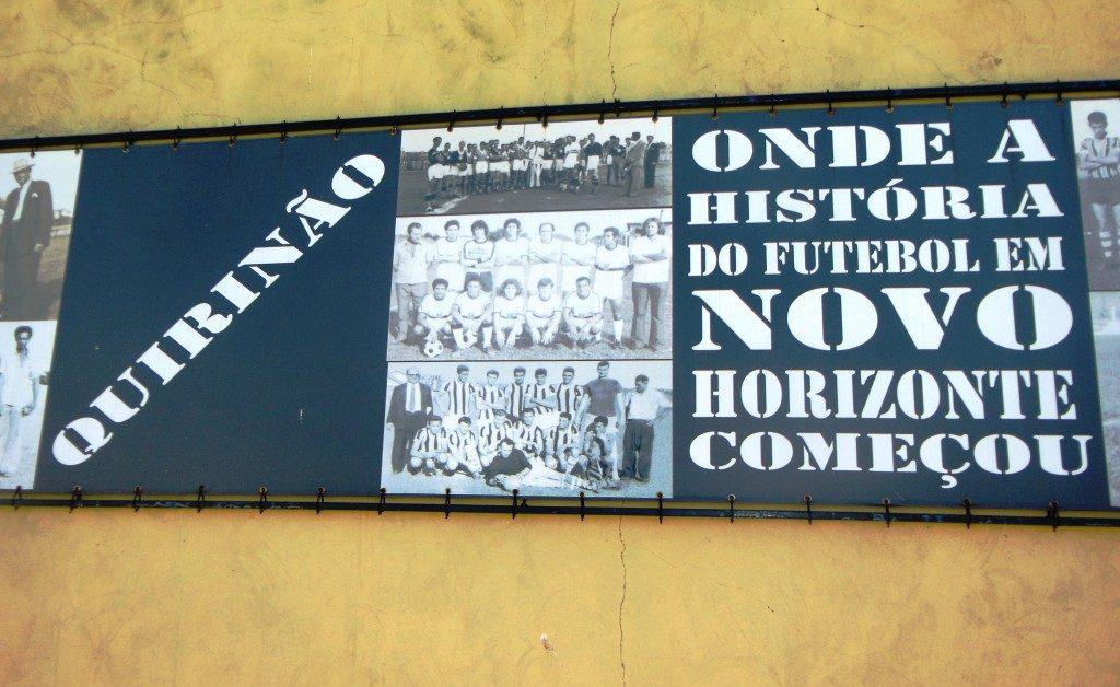 Estádio Josué Quirino de Moraes - Novo Horizonte