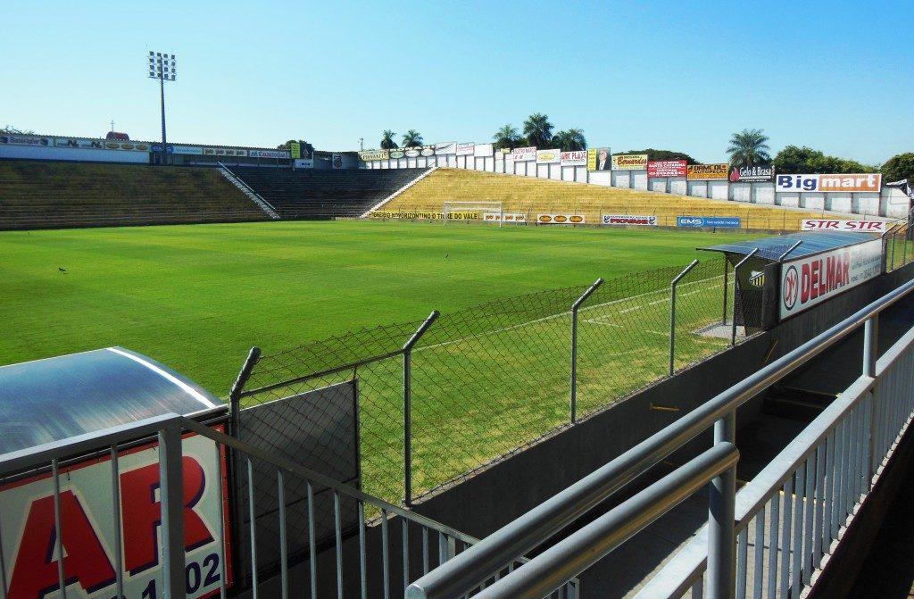 Estádio Dr. Jorge Ismael de Biasi - Novorizontino