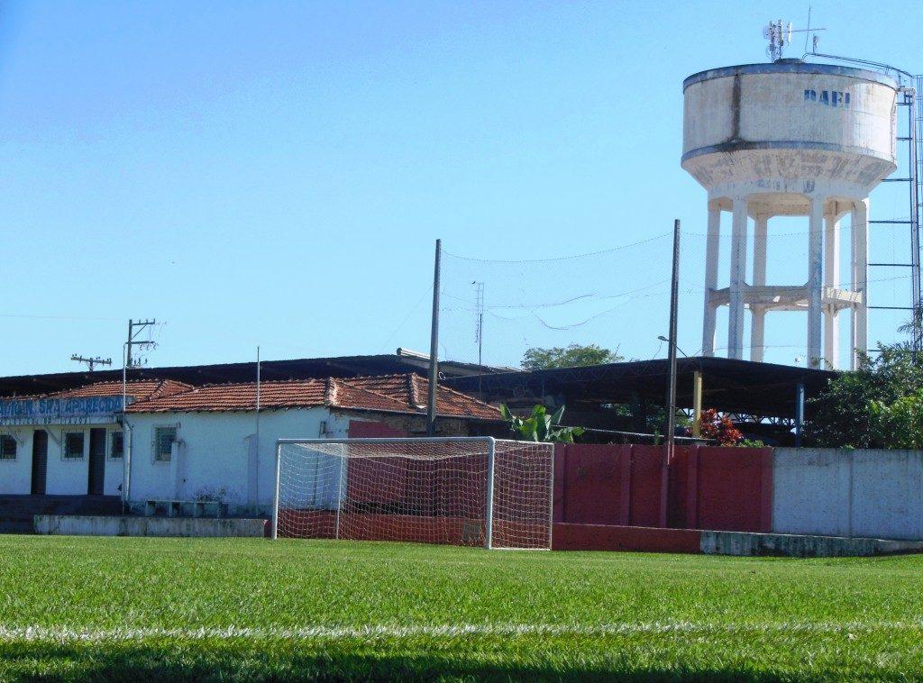 Estádio Nossa Senhora Aparecida - Itajobi