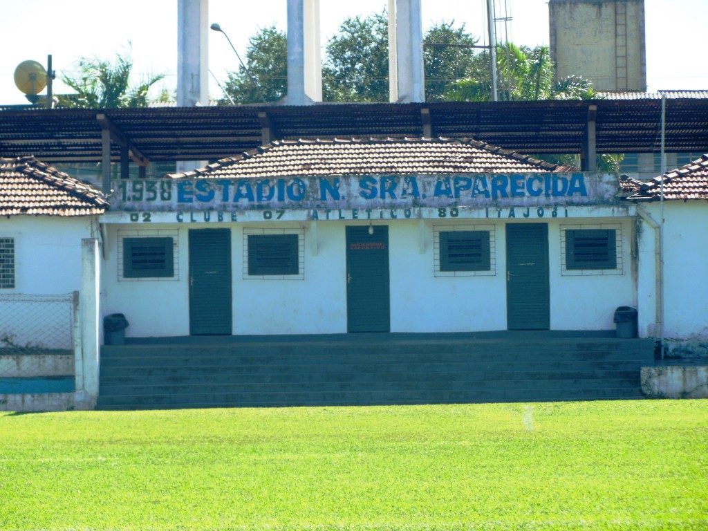 Estádio Municipal Nossa Senhora Aparecida - Itajobi