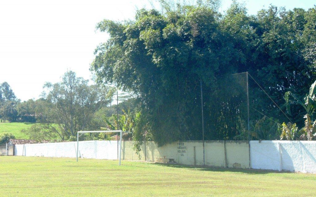 Estádio São Lourenço, atual Estádio Augusto Gonçalves
