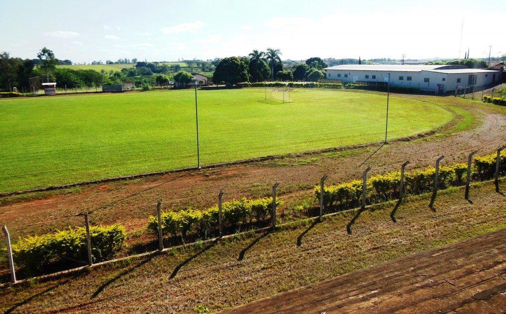 Estádio Municipal Josephino de Carli - União de Potirendaba